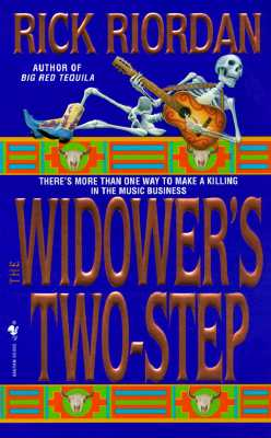 The Widower's Two-Step (Tres Navarre Mystery), Riordan, Rick