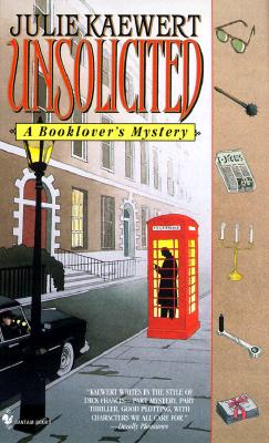 Image for Unsolicited: A Booklover's Mystery