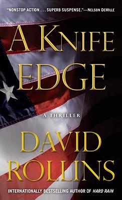A Knife Edge: A Thriller, David Rollins