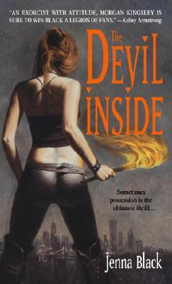 "Image for ""The Devil Inside (Morgan Kingsley, Exorcist, Book 1)"""