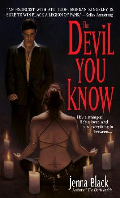 "Image for ""The Devil You Know (Morgan Kingsley, Exorcist, Book 2)"""
