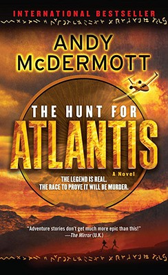Image for The Hunt for Atlantis: A Novel