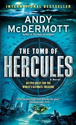 The Tomb of Hercules: A Novel, ANDY MCDERMOTT