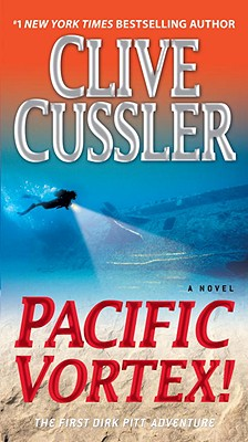 Pacific Vortex!: A Novel, Clive Cussler