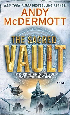 THE SACRED VAULT, McDermott, Andy