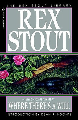 Image for Where There's a Will (Nero Wolfe)