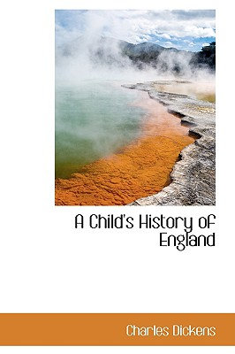 Image for A Child's History of England (Bibliobazaar Reproduction Series)