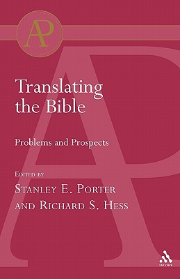 Image for Translating the Bible (Academic Paperback)