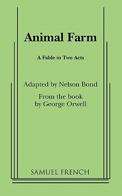 Image for Animal Farm: A Fable In Two Acts