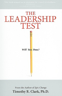 Image for The Leadership Test: Will You Pass?