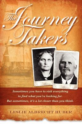 The Journey Takers, Leslie Albrecht Huber