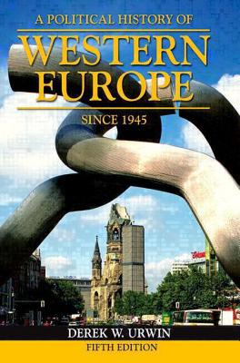 Image for A Political History of Western Europe Since 1945