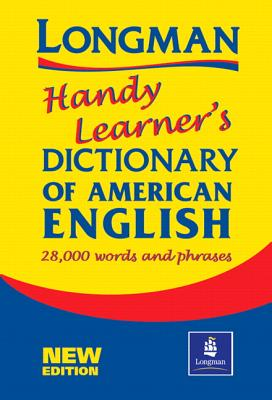 Longman Handy Learner's Dictionary of American English, Flexicover (Lhld), Pearson Education