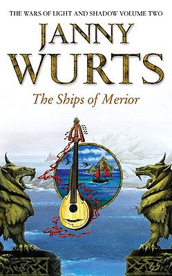 Image for The Ships of Merior #2 Wars of Light and Shadow [used book]