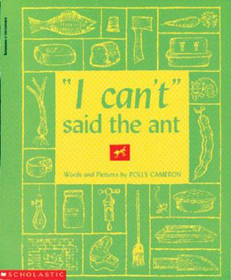 """Image for """"""""""""I Can't"""""""" Said the Ant"""""""