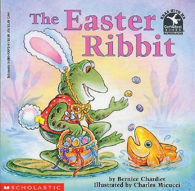 Image for The Easter Ribbit (Read with Me Cartwheel Books (Scholastic Paperback))