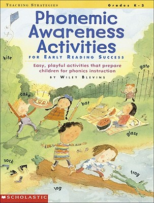 Image for Phonemic Awareness Activities for Early Reading Success (Grades K-2)