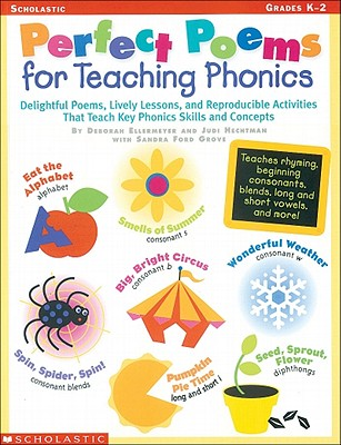 Image for Perfect Poems for Teaching Phonics (Grades K-2)