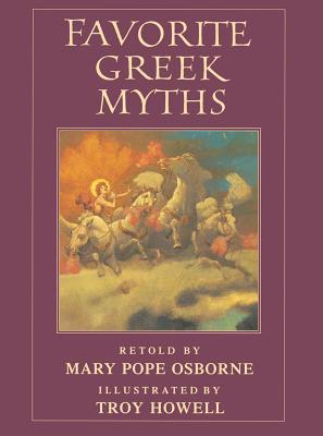 Image for FAVORITE GREEK MYTHS