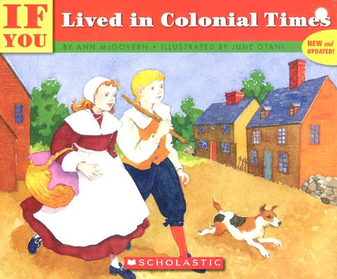 Image for If You Lived In Colonial Times