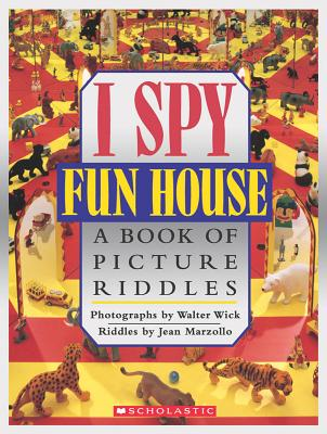 Image for I SPY FUN HOUSE