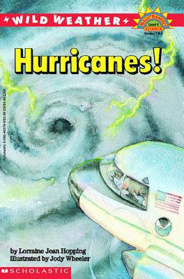 Image for HURRICANES! (HELLO READER! LEVEL 4)
