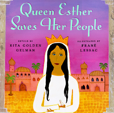 Image for QUEEN ESTHER SAVES HER PEOPLE