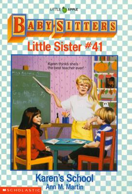Image for Karen's School (Baby-Sitters Little Sister, 41)