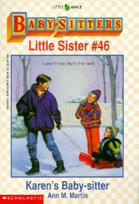 Image for Karen's Baby-Sitter (Baby-Sitters Little Sister, No. 46)
