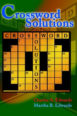 Image for Crossword Solutions