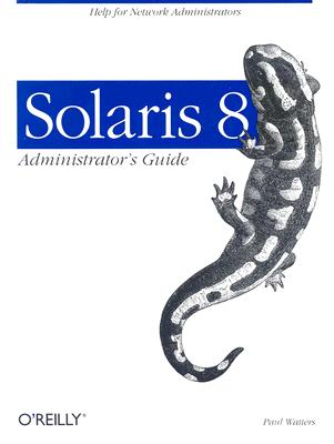 Image for SOLARIS 8 ADMINISTRATOR'S GUIDE