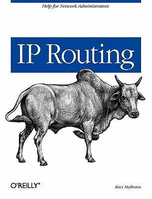 IP Routing, Malhotra, Ravi