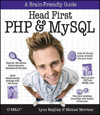 Image for Head First PHP & MySQL: A Brain-Friendly Guide