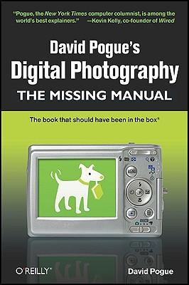 David Pogue's Digital Photography, DAVID POGUE