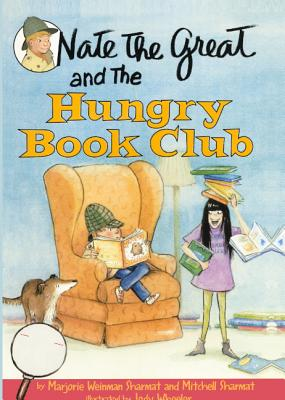 Nate The Great And The Hungry Book Club (Turtleback School & Library Binding Edition) (Nate the Great Detective Stories), Sharmat, Marjorie Weinman