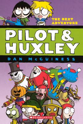 Image for The Next Adventure (Turtleback School & Library Binding Edition) (Pilot & Huxley)