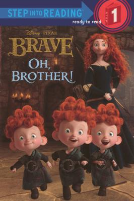 Oh, Brother! (Turtleback School & Library Binding Edition) (Step into Reading, Step 1: Brave), Jordan, Apple