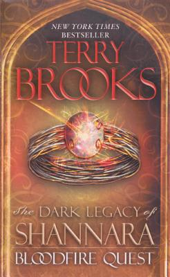 Bloodfire Quest (Turtleback School & Library Binding Edition) (Dark Legacy of Shannara), Brooks, Terry