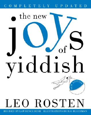 Image for The New Joys of Yiddish: Completely Updated