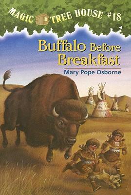 Buffalo Before Breakfast (Turtleback School & Library Binding Edition) (Magic Tree House), Osborne, Mary Pope