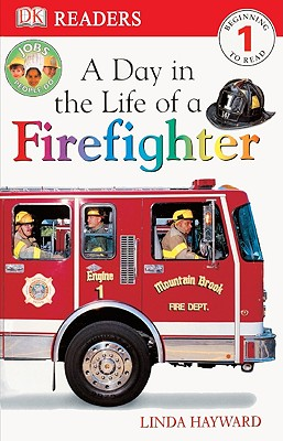 Image for A Day In The Life Of A Firefighter (Turtleback School & Library Binding Edition) (DK Readers: Level 1)