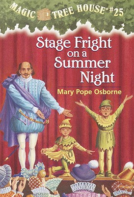 Stage Fright On A Summer Night (Turtleback School & Library Binding Edition) (Magic Tree House), Osborne, Mary Pope