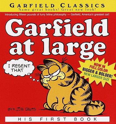 Garfield At Large (Turtleback School & Library Binding Edition) (Garfield Classics (Pb)), Davis, Jim