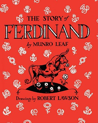 The Story Of Ferdinand (Turtleback School & Library Binding Edition) (Picture Puffin Books), Leaf, Munro