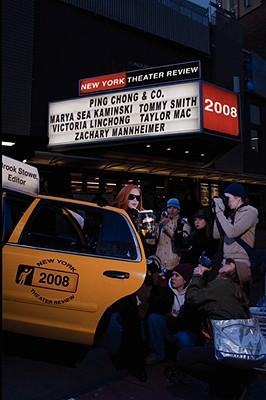 New York Theater Review 2008, Victoria Linchong; Marya Sea Kaminski; Zachary R. Mannheimer; Taylor Mac; Tommy Smith; Ping Chong; Sara Michelle Zatz