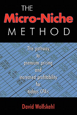 The Micro Niche Method, Wolfskehl, Mr. David