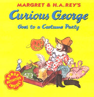 Image for Curious George Goes to a Costume Party