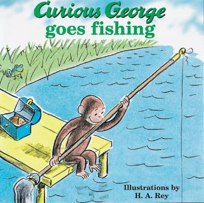 "Curious George Goes Fishing (Curious George Board Books), ""Rey, H. A."""