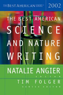 Image for The Best American Science and Nature Writing 2002