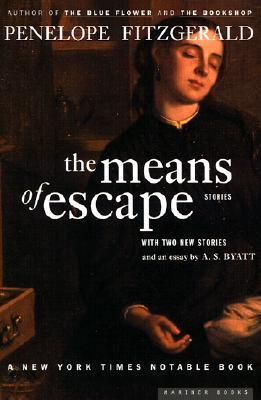 "Means of Escape, ""Fitzgerald, Penelope"""